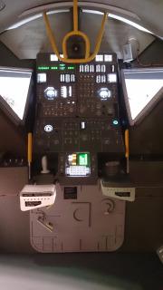 Cockpit LM Cite de l'espace photo Arnaud CARON  (1